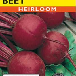 BEET EARLY WONDER HEIRLOOM SEEDS