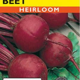 BEET EARLY WONDER HEIRLOOM SEEDS