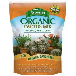 CACTUS SOIL  MIX ORGANIC 4QT