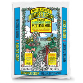 BUMPER CROP GARDENER'S GOLD POTTING SOIL – 2CF