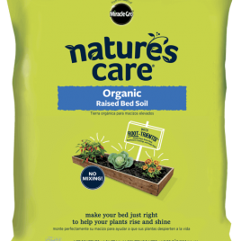Nature's Care® Organic Raised Bed Soil – 1.5CF
