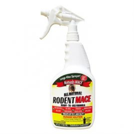 Nature's Mace All Natural Ready-to-Use Rodent Repellent – 40oz